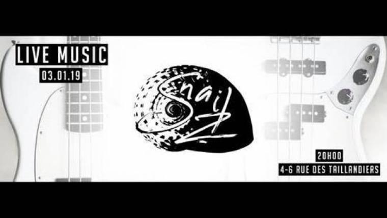 Snailz (live)