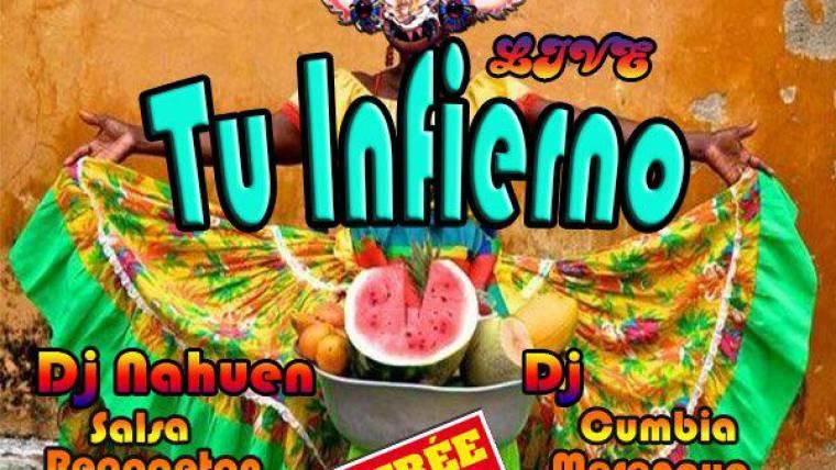 Vaiclon Endiablé 2020 x Tu Infierno x DJ Nahuen