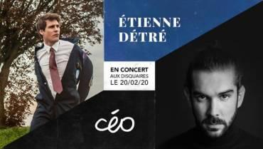 Céo x Etienne Détré