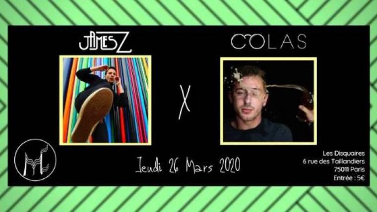 MIYL#6 James Z x COLAS